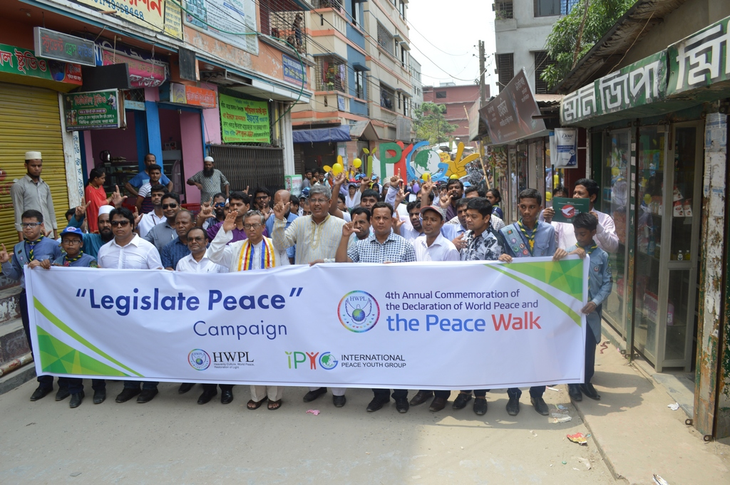 Bangladesh: Many will Recognize How Valuable Peace