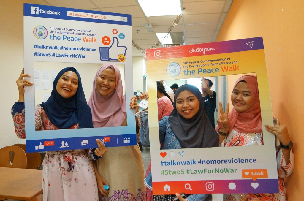 Is it Possible to Achieve World Peace? Youth Leade