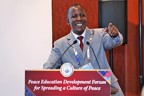 Peace Education Development Forum for Spreading a