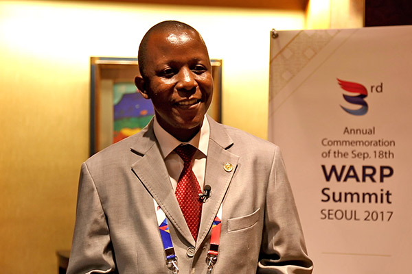 Exclusive Interview with Mr. Mathias Kevin Osimbo