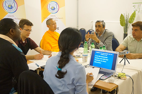 Steady Growth Seen in the HWPL WARP Offices