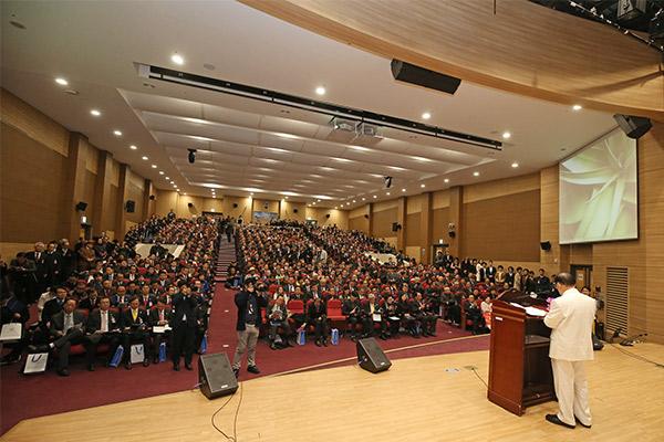 Korean Civil Society and Global NGO Advocate Peace