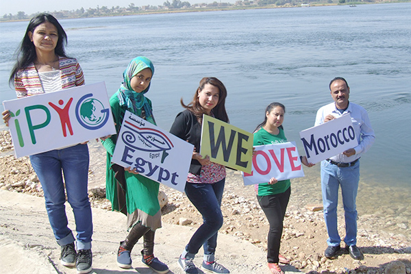 Footsteps of Egypt for World Peace
