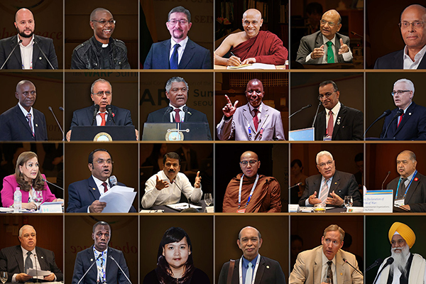 Peace Messengers who Enlivened the Year 2017