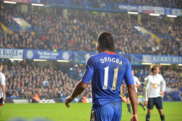 Peace Messenger in Our Time - Didier Drogba