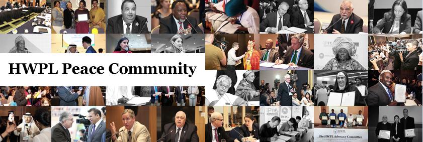 HWPL Peace Community