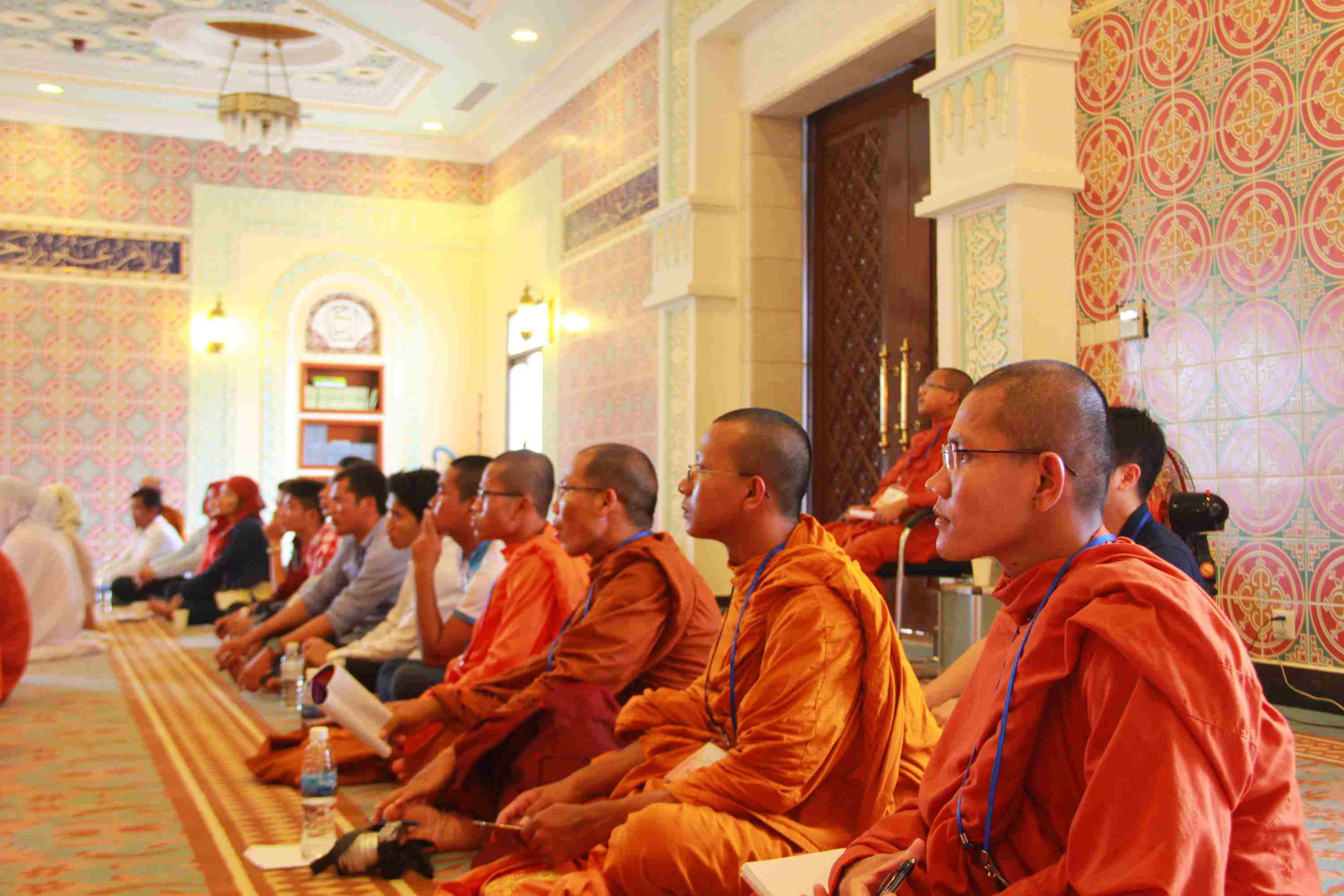 HWPL Religious Youth Peace Camp in the Kingdom of Cambodia