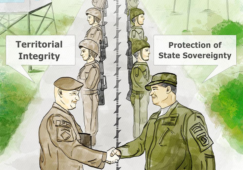 Article 4 – State boundaries